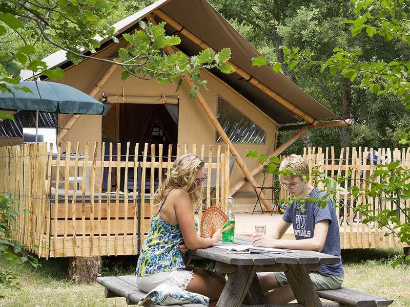 Tente Trappeur I Village