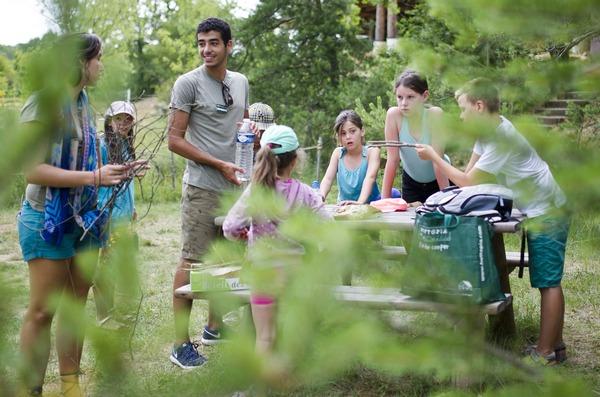 La tente Marabout et les récré-enfants