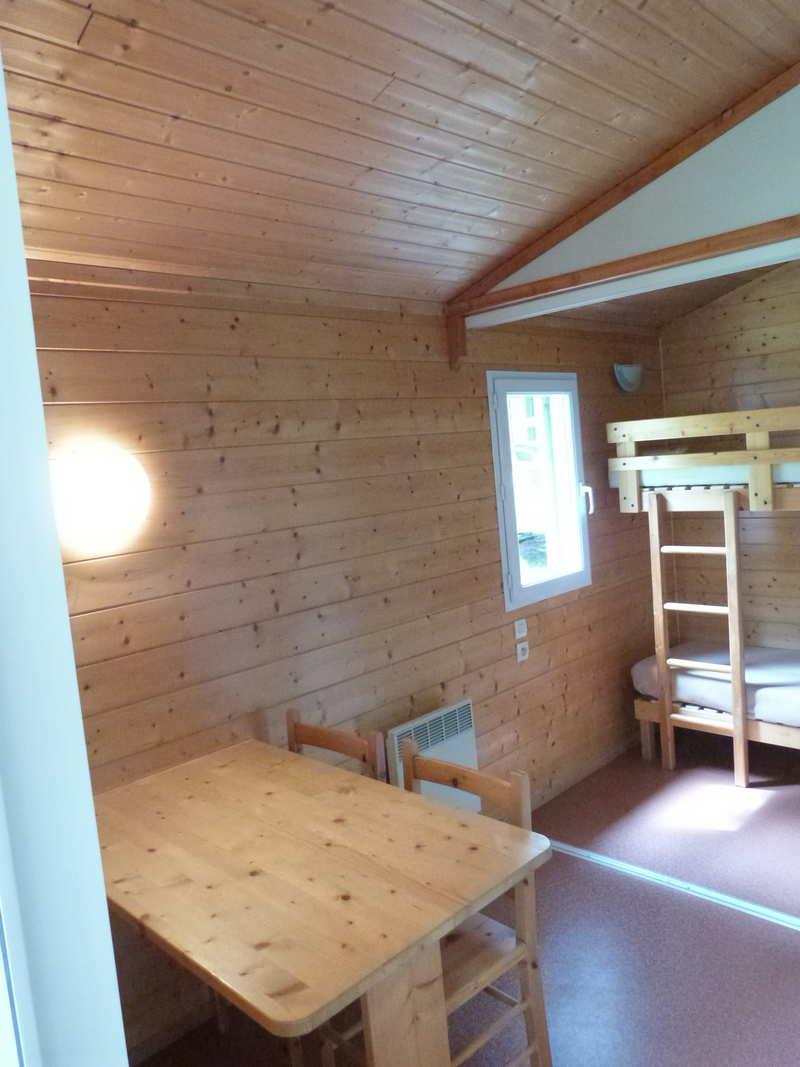 Cabaña de 1 Habitacion