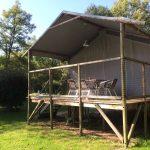 Stilts Lodge-tent