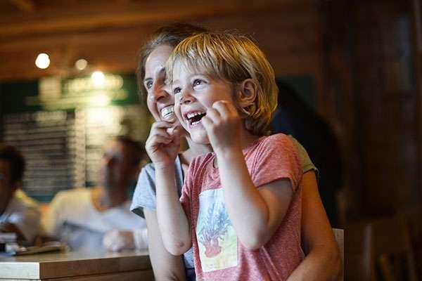 Séjour offert pour les enfants de 4 à 10 ans