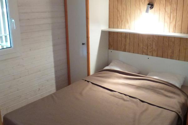 Cabaña de 2 habitaciones