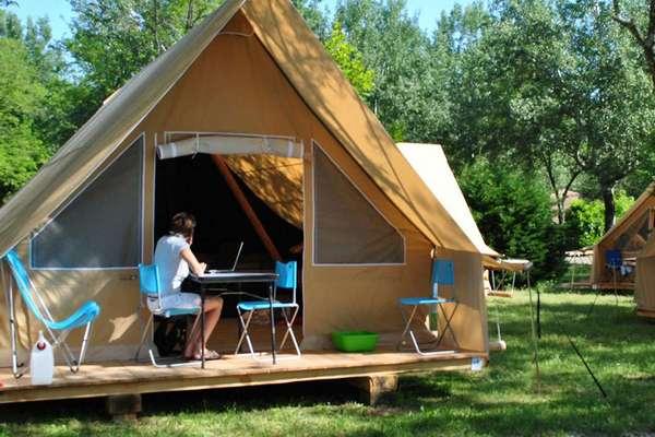 Toile&Bois tent