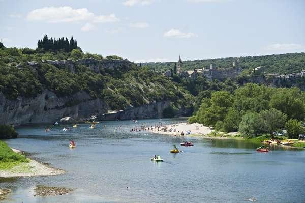 Huttopia Le Moulin – Ardèche