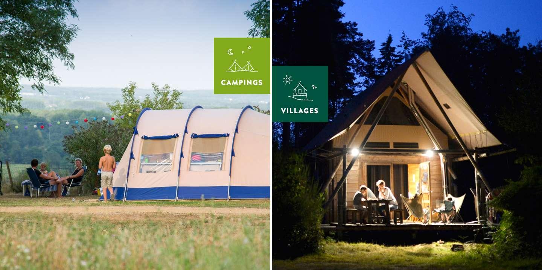 Camping ou village ?