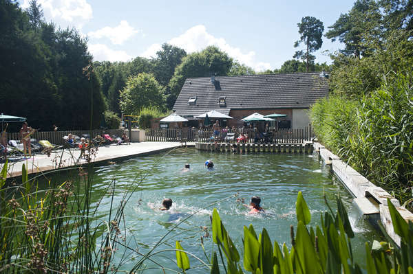 Up to 10% discount on Huttopia campsites