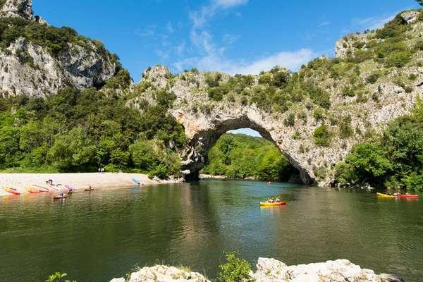 Huttopia Sud Ardèche