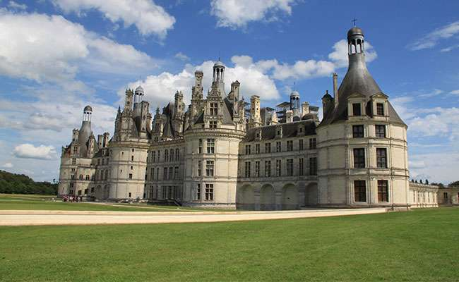 DESTINATIONS CHATEAUX