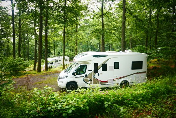 Camping-Stellplätze