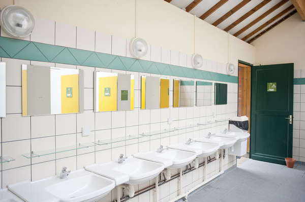 The Washrooms