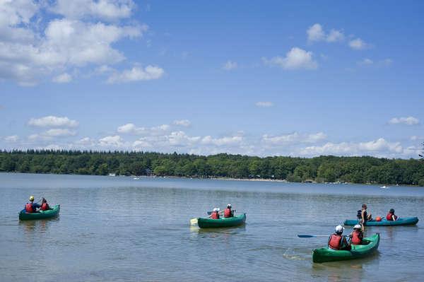 Huttopia Lac de Sillé