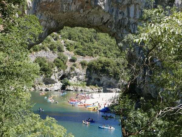 Villaggio Huttopia Sud Ardèche