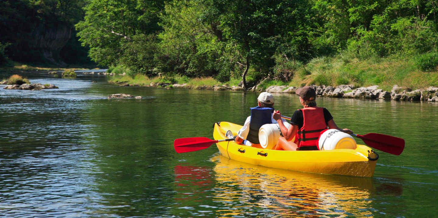 Nos activités de l'été en camping