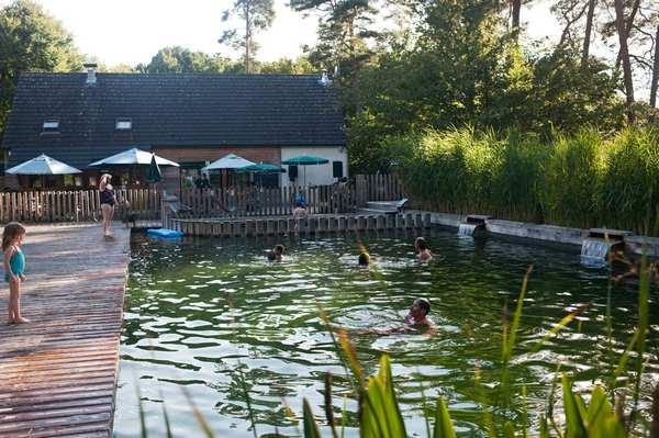 Camping avec piscine dans toute la france et en pleine nature for Rambouillet piscine