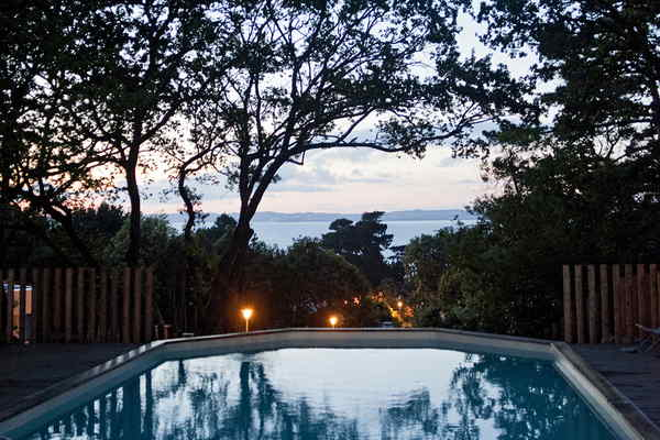 Camping avec piscine en Bretagne