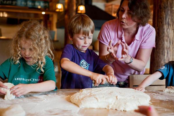 Atelier fabrication de pain