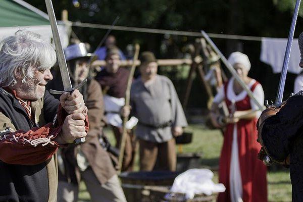 Zoals in de middeleeuwen
