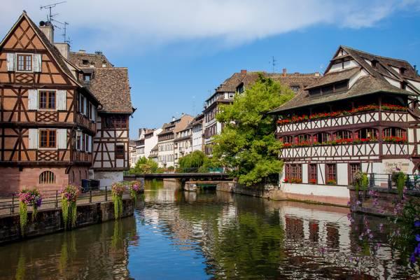Bestemming Straatsburg