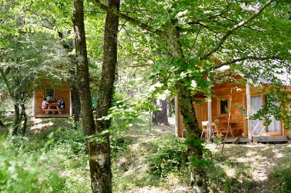 Camping Huttopia Divonne