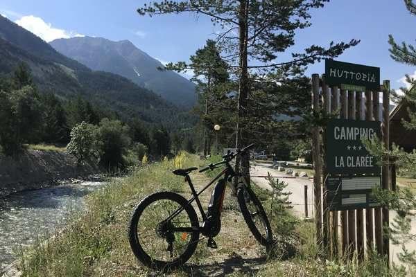 elektrische mountain bike