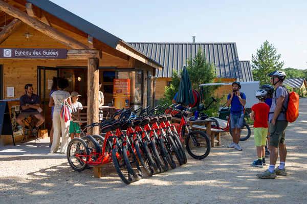 Iniciación a la bici eléctrica de montaña