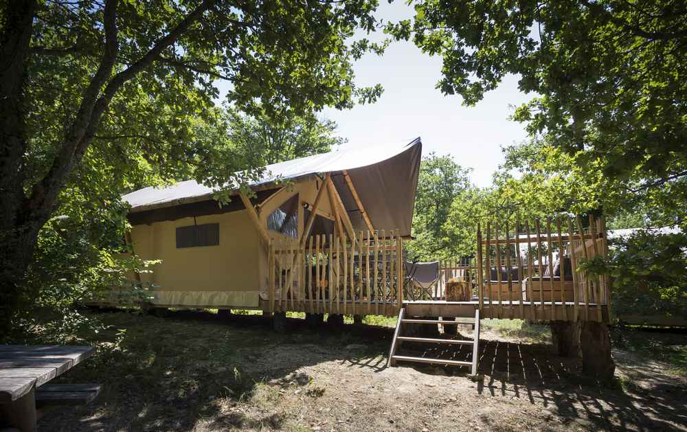 Tenda Canadienne II – Villaggio