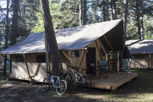 Trappeur II tent
