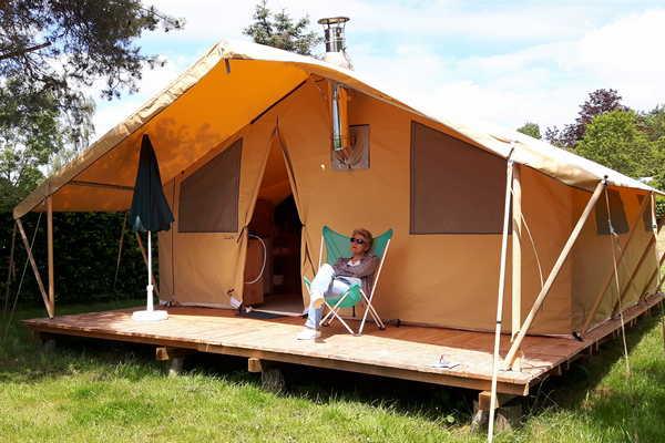 La tenda Cosy