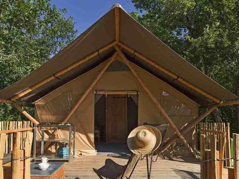 Trappeur Tent II Village