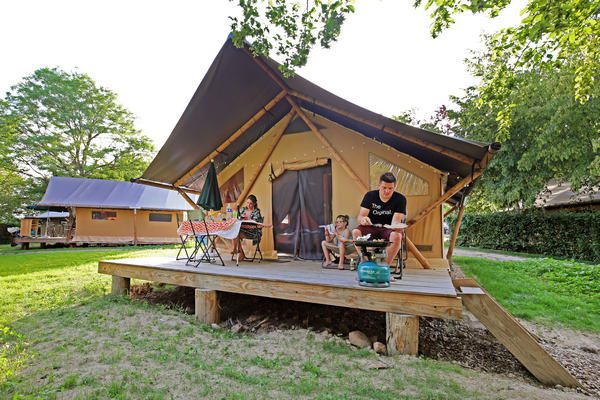 The Trappeur Tent