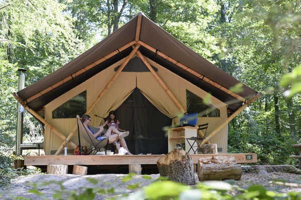 Tente Trappeur II