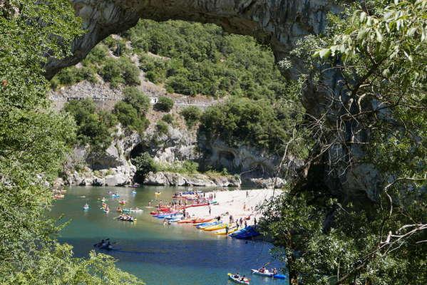 Village Sud-Ardèche