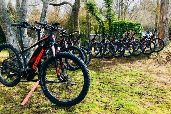 Elektro-mountainbike