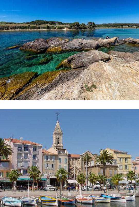 EXPLORING AND RELAXING ON THE COTE D'AZUR