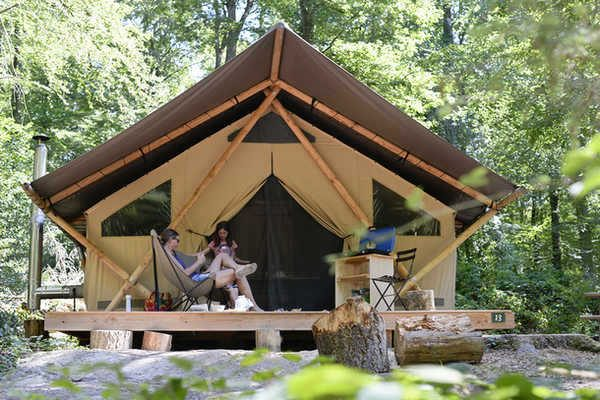 Tent Trappeur
