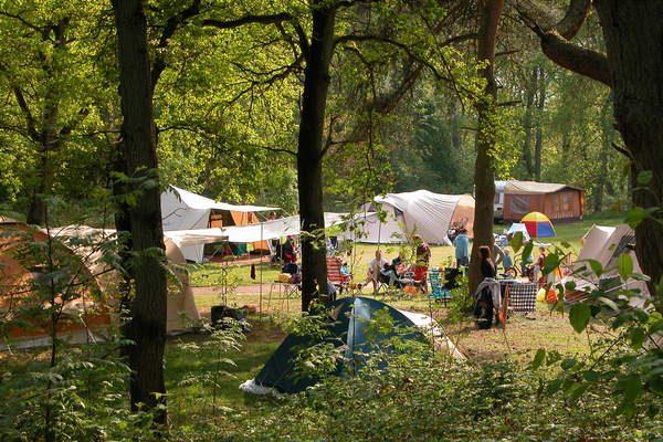 Camping sans voiture