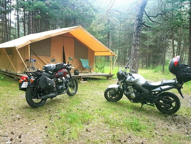 For motorbikers