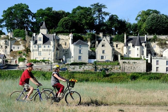 Van dorpjes tot mooie kastelen