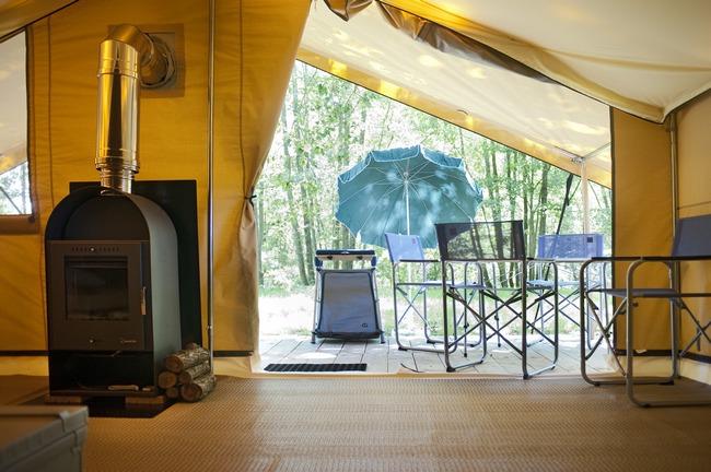 Das Cosy Zelt