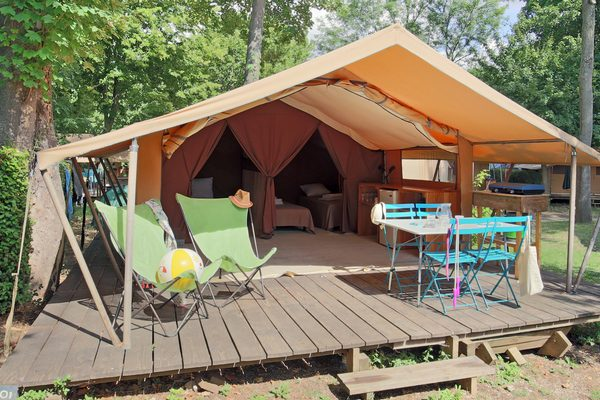 Das Classic 4 Zelt