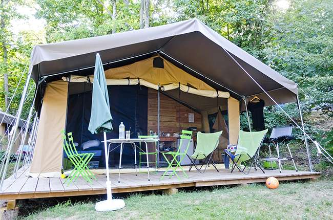 Toile&Bois tent Sweet