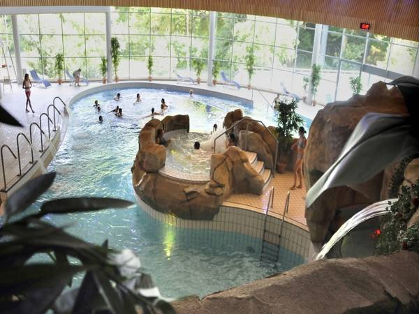 Hot springs and sports activities