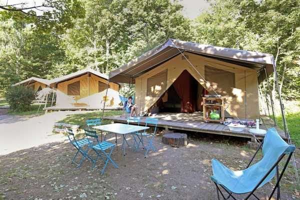 Sweet tent