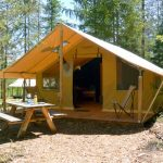 Tenda Trappeur Origine