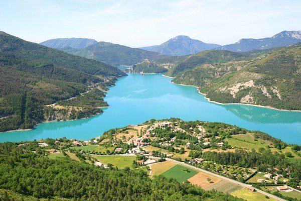 Castellane en omgeving