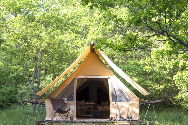 Canadienne-Tent I