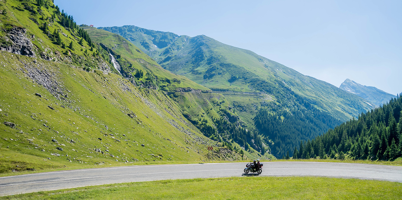 Camping and Motorbiking