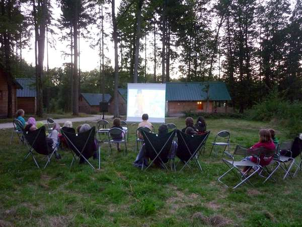 CINEMA EN PLEIN-AIR