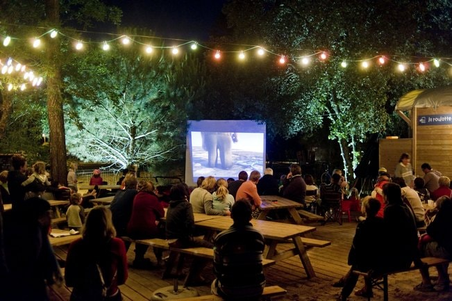 Open air films