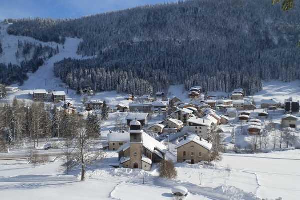 Skiën, langlaufen, wandelen, snowboarden...